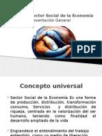 Presentacion Del Sector Social 2014