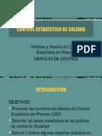 Control Estadístico CALIDAD