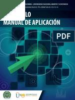 Protocolo Manual de Aplicacion