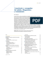2010 Coxartrosis y Coxopatías Del Adulto. Diagnóstico y Tratamiento