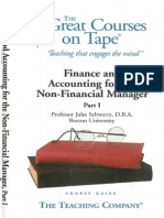 Schwartz Jules - Finance and Accounting for the Non-financial Manager Part 1
