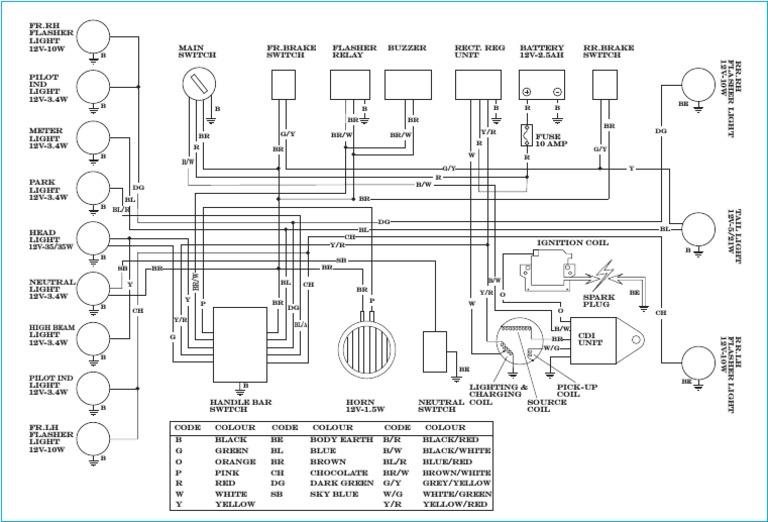 Yamaha rxz wiring diagram pdf wiring diagram yamaha rx135 wiring diagram rh scribd com trans wiring diagrams manual 1999 mercedes mercedes mercedes e asfbconference2016 Images