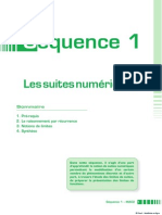 Cours CNED physique TS - Sequence 01