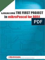 1st Project 8051 Pascal v100