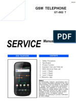 Service Manual Samsung Nexus i9023
