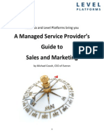 Msp Guide to Sales and Marketing