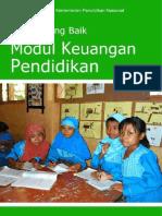 Modul Keuangan Pendidikan