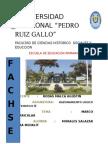 MARCO CURRICULAR Y RUTAS DE APRENDIZAJE
