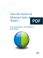 Guia Usuario WebEx