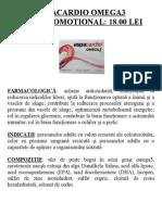 ASPACARDIO OMEGA3