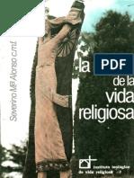 La utopía de la vida religiosa - Alonso Severino.pdf