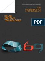 2014 CoLab Creative Technologies Study Guide