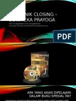 DVD 17 Teknik Closing – Dewa Eka Prayoga (JagoBerbisnis - BisnisFranchiseTokoOnline.com)