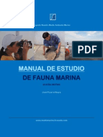Manual de Estudio de Fauna Marina