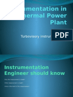 Instrumentation In Power Plant