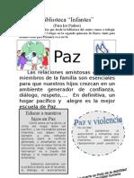 CARTA A LOS PADRES paz