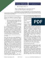 2012-17 Allowances Contingencies v0