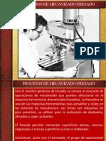 TEMA 3 - FRESADO