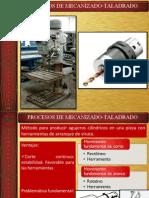 TEMA 3 - TALADRADO