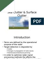 Sea Clutter & Surface Clutter.pptx