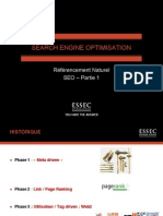 1 SEO PR l Referencement Naturel