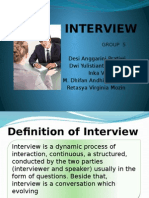 Ppt Interview