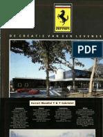 Brochure Ferrari 1990 NL