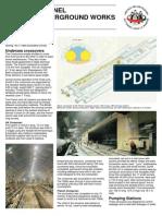 5 Ouvrages Speciaux Tunnel Sous La Manche_C