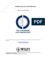 [SẢN] W4.5 - READ MORE  - Topical Care of the Umbilical Cord Cochrane Data Base of Systematic Review http://bsquochoai.ga || bsquochoai