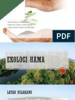 ekologi hama