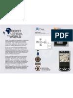 Pocket Virtual World - Old Poster - TECH 695 - Grant Writing Seminar