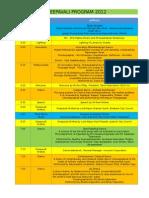 Deepavali Program List -2012 v6
