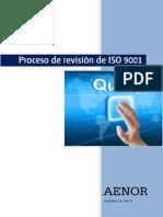 Revisión de ISO 9001