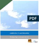 GRECIA Y ALEMANIA