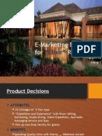 E-Marketing Decisions