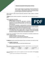 Capitolul Vi Pregatirea Datelor Pentru Analiza Statistica