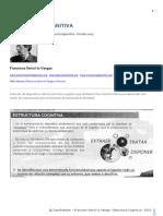 Estructura Cognitiva Seirul Lo 2013