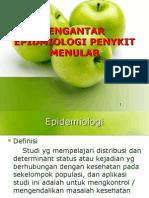 Topik 1. Pengantar Epidemiologi Penyakit Menular_2015