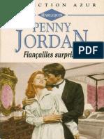 Fiancailles Surprises - Penny Jordan