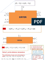 Dryer-Design Parameters