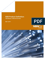 B2B Product Definition Specification May-11 - EXTERNAL