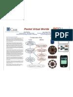 Pocket Virtual World - Poster - BGSU/CASE