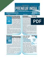 Entrepreneur India Monthly Magazine March 2015