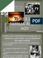 Valores de La Familia Curso