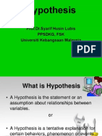 03 Hypothesis Dan ObjectivesHypothesis Testing Feb 2014