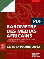 Barometres Des Medias Africains