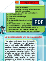 alcaloidesexposion