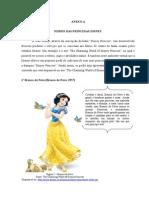 Perfis Das Princesas Disney