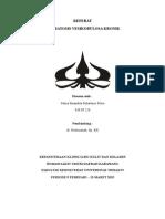 Referat Dermatosis Vesikobulosa kronik