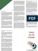 Internet Fraud 570